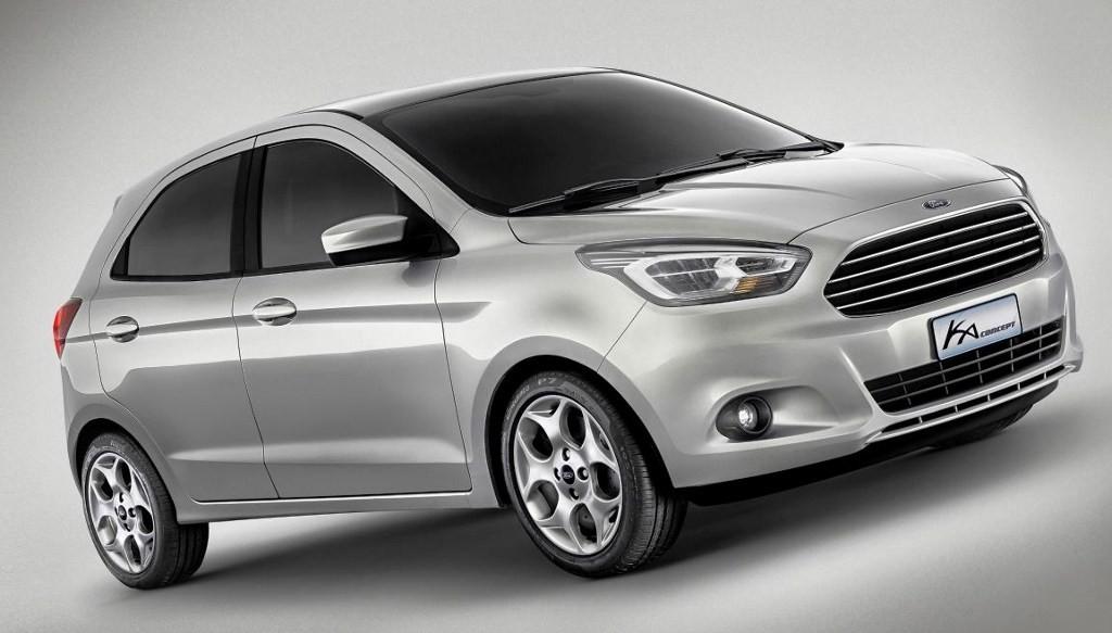 Замена лобового стекла на Ford Ka Ford Ka
