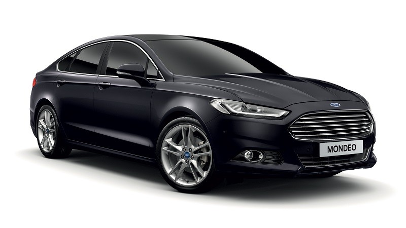 Замена лобового стекла на Ford Mondeo