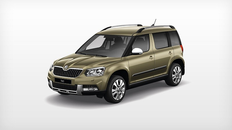 Замена лобового стекла на Škoda Yeti