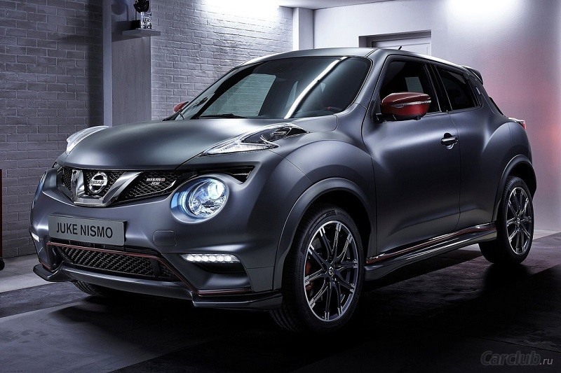 Замена лобового стекла на Nissan Juke