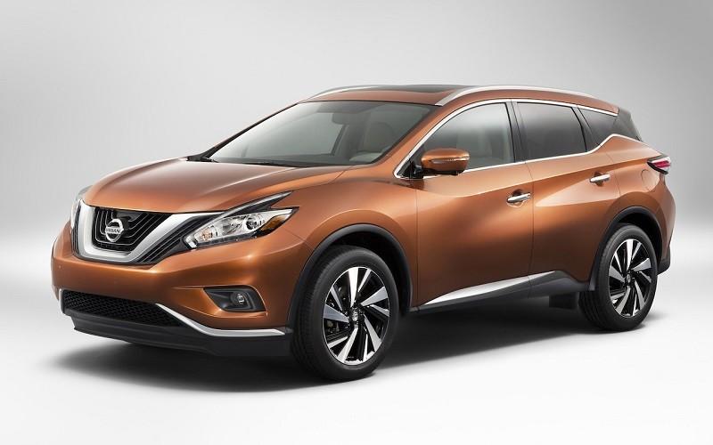 Замена лобового стекла на Nissan Murano