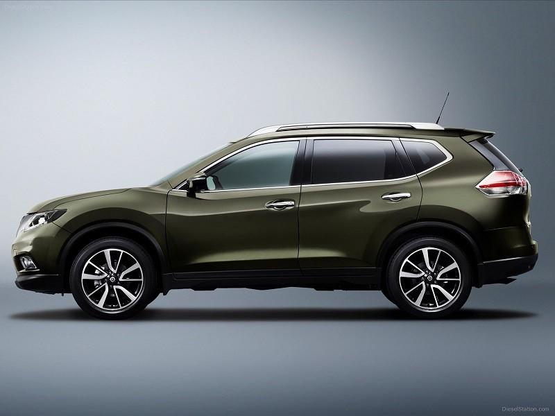 Замена лобового стекла на Nissan X-Trail Тонировка Ниссан Треил