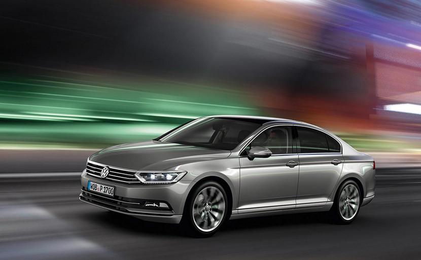 Замена лобового стекла на Volkswagen Passat CC