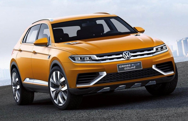 Замена лобового стекла на Volkswagen Tiguan
