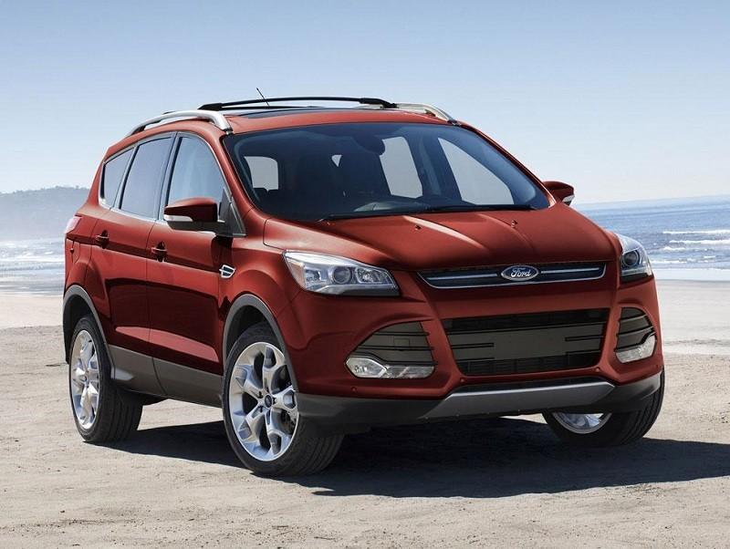Замена лобового стекла на Ford Escape