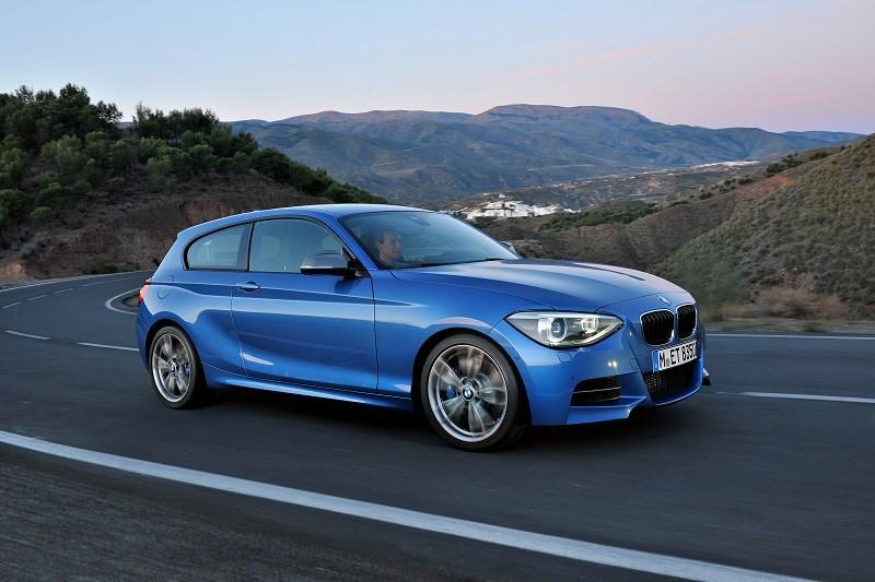 Замена лобового стекла на BMW 1