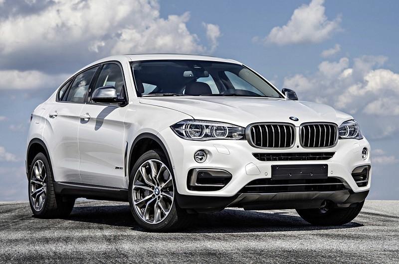 Замена лобового стекла на BMW X6