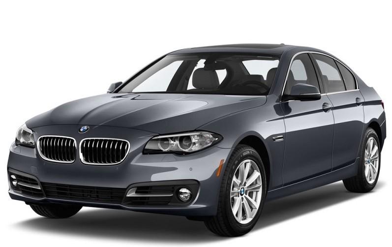 Замена лобового стекла на BMW 5