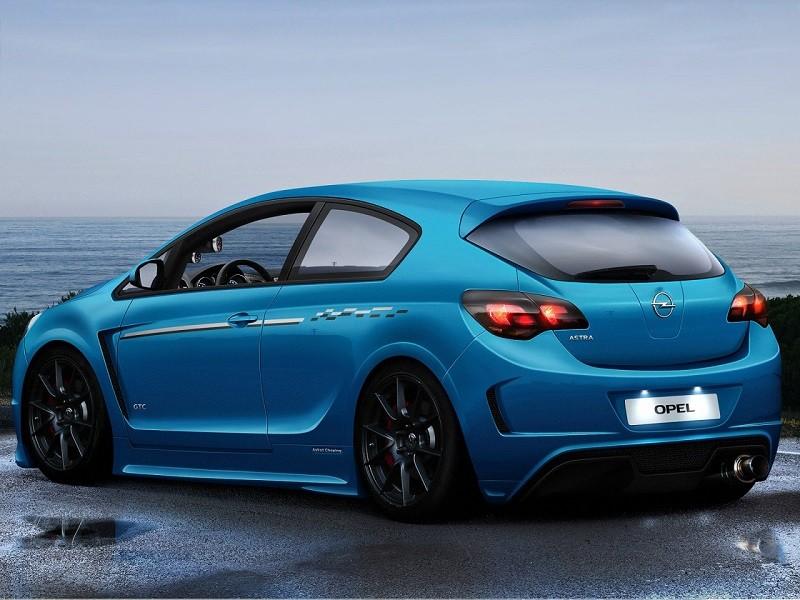 Замена лобового стекла на Opel Astra