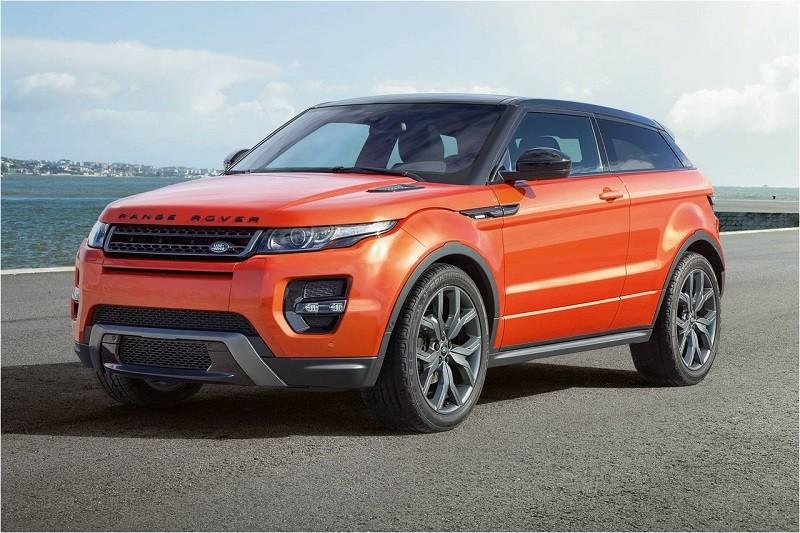 Тонировка Range Rover Evoque