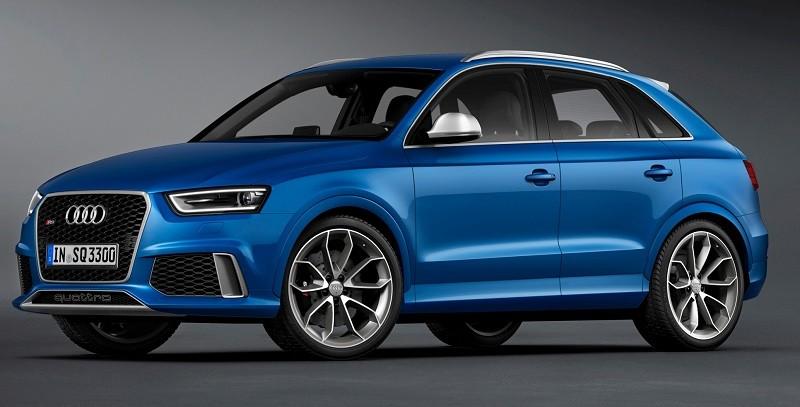 Замена лобового стекла на Audi Q3