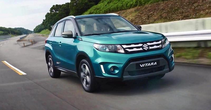 Замена лобового стекла на Suzuki Grand Vitara