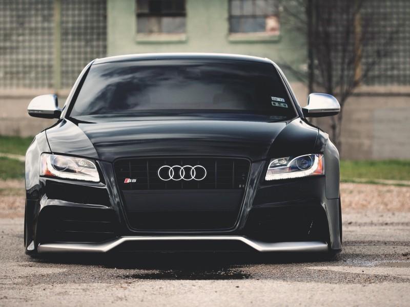 Тонировка Audi A4
