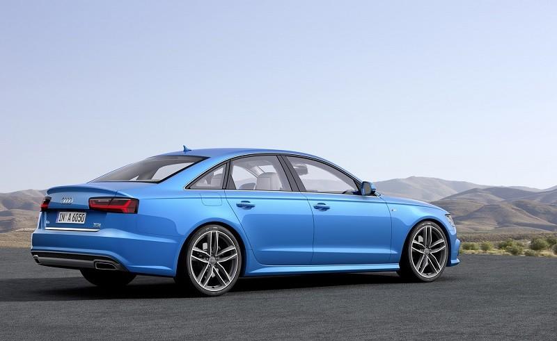 Замена лобового стекла на Audi A6