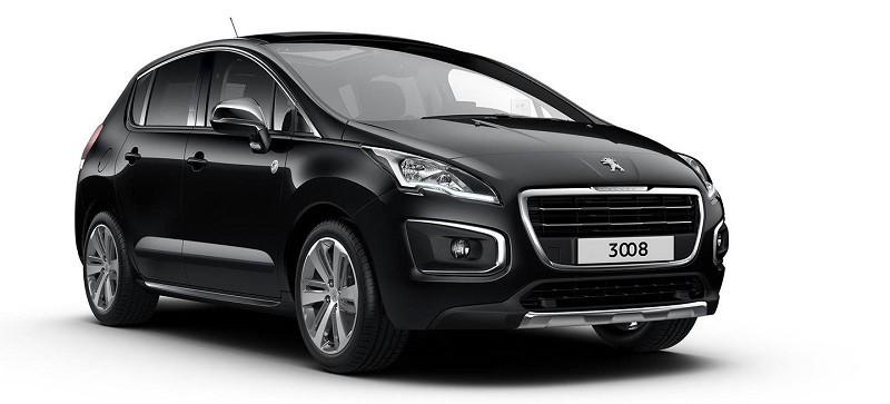 Замена лобового стекла на Peugeot 3008