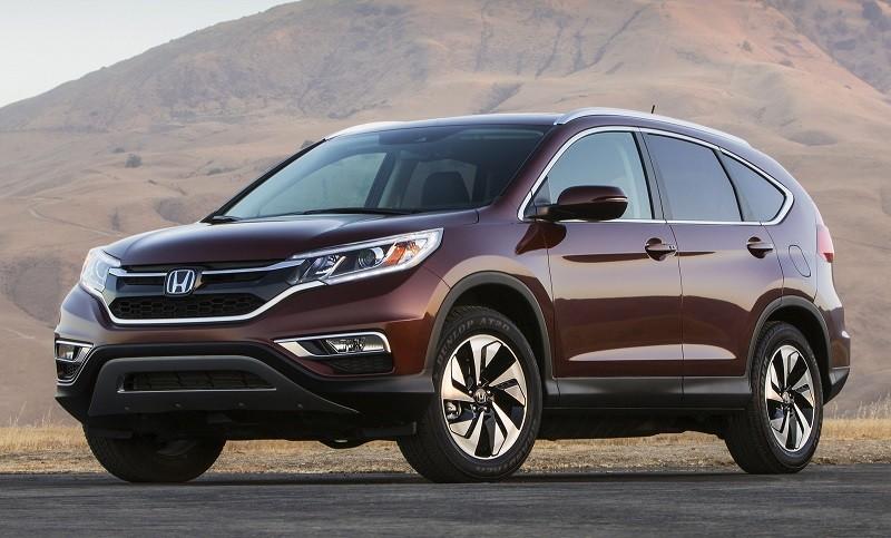 Замена лобового стекла на Honda CR-V