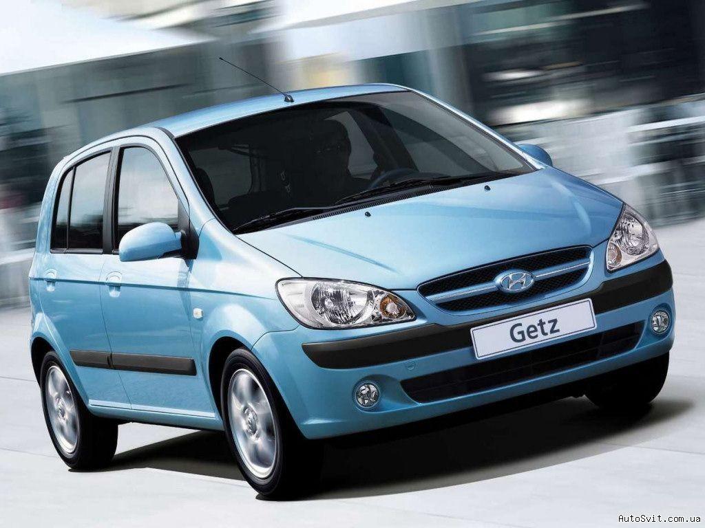 Замена лобового стекла на Hyundai Getz